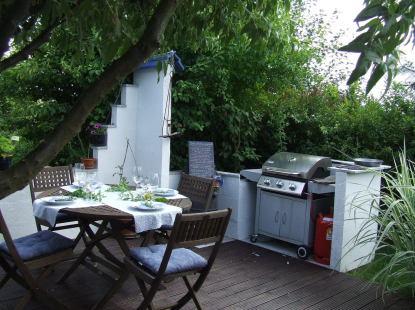 Outdoorküche Deko Uñas : Traumgarten menüs lecker draußen genießen